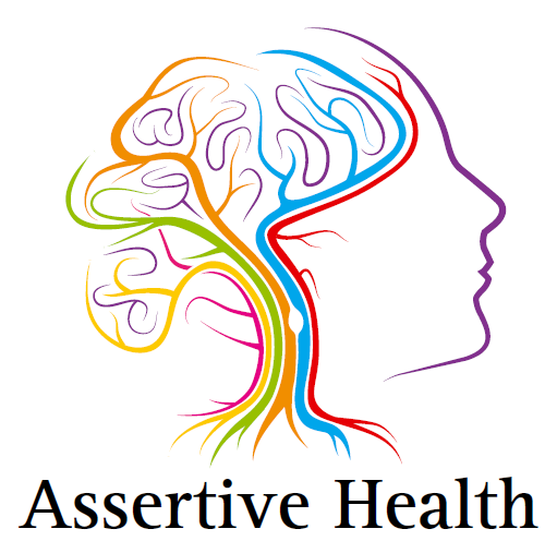 Assertive Health and the Rainbow – A note about my logo 😊!